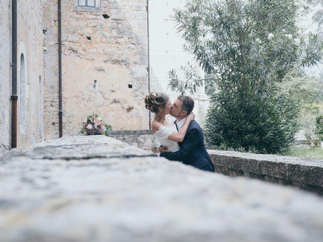 Il matrimonio di Carlo e Simona a Priverno, Latina 23
