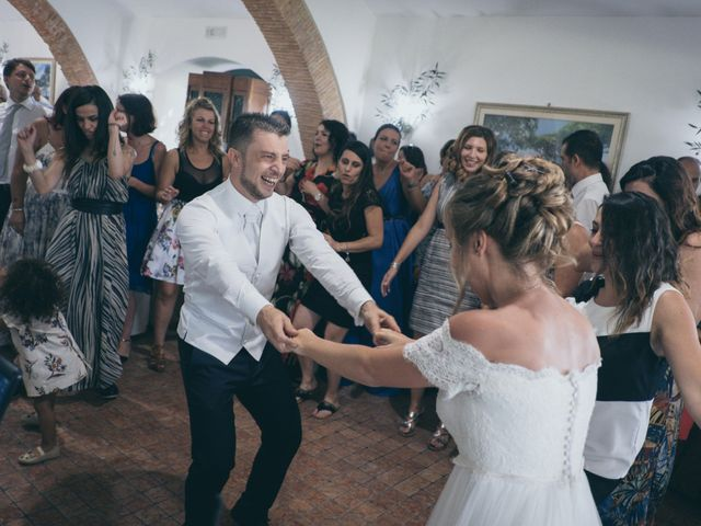 Il matrimonio di Carlo e Simona a Priverno, Latina 30