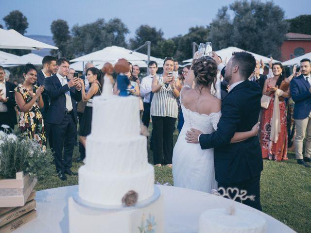 Il matrimonio di Carlo e Simona a Priverno, Latina 34