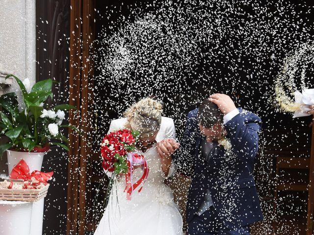 Il matrimonio di Salvatore e Paola a Valgreghentino, Lecco 9