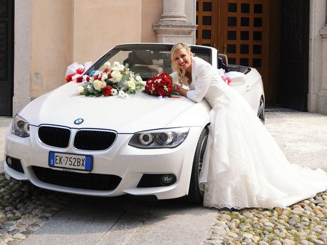 Il matrimonio di Salvatore e Paola a Valgreghentino, Lecco 16