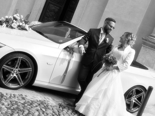 Il matrimonio di Salvatore e Paola a Valgreghentino, Lecco 17