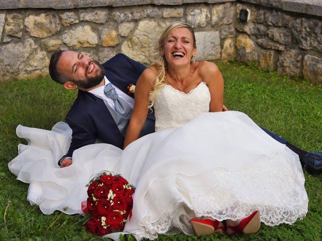 Il matrimonio di Salvatore e Paola a Valgreghentino, Lecco 26