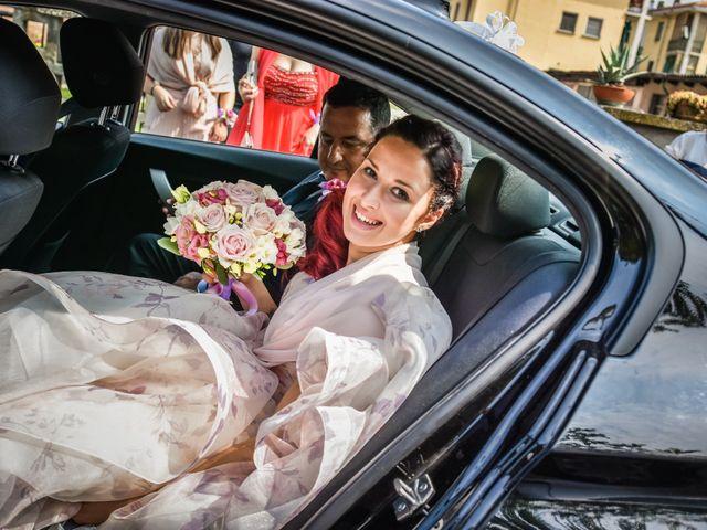 Il matrimonio di Gabriele e Maria a Scaldasole, Pavia 9