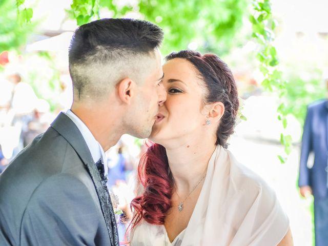 Il matrimonio di Gabriele e Maria a Scaldasole, Pavia 20