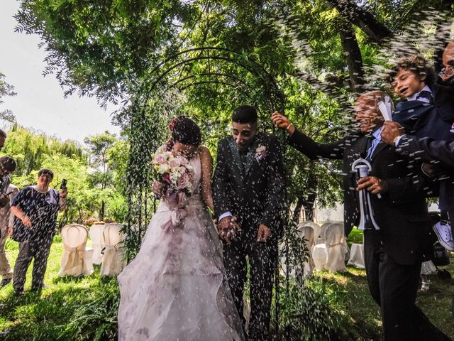 Il matrimonio di Gabriele e Maria a Scaldasole, Pavia 21