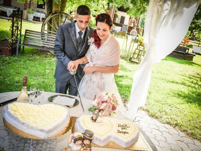 Il matrimonio di Gabriele e Maria a Scaldasole, Pavia 23