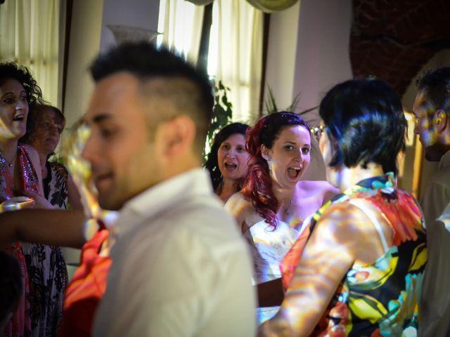 Il matrimonio di Gabriele e Maria a Scaldasole, Pavia 28