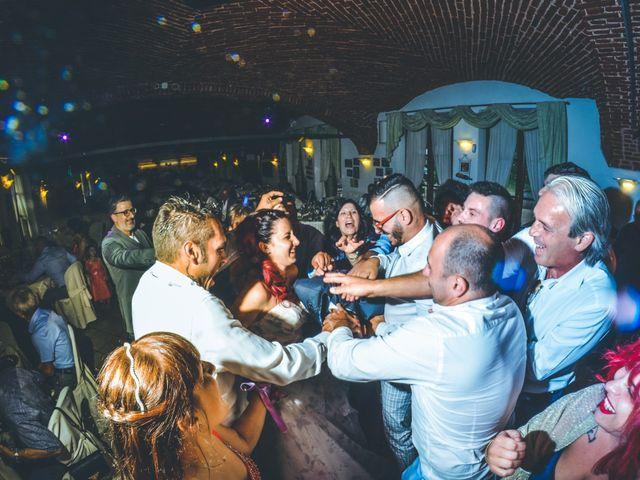 Il matrimonio di Gabriele e Maria a Scaldasole, Pavia 30