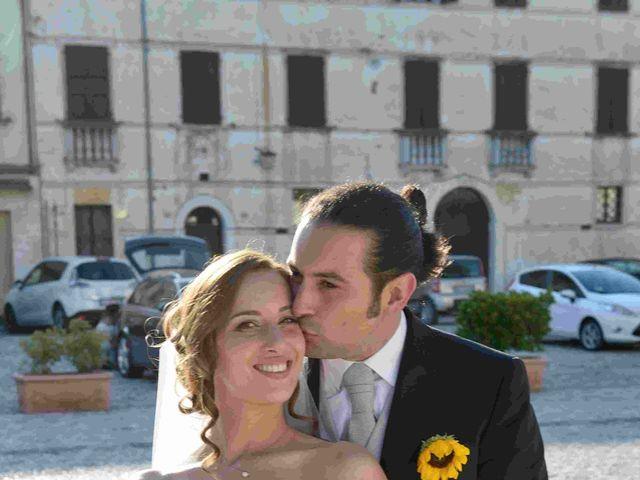 Le nozze di Laura e Alan