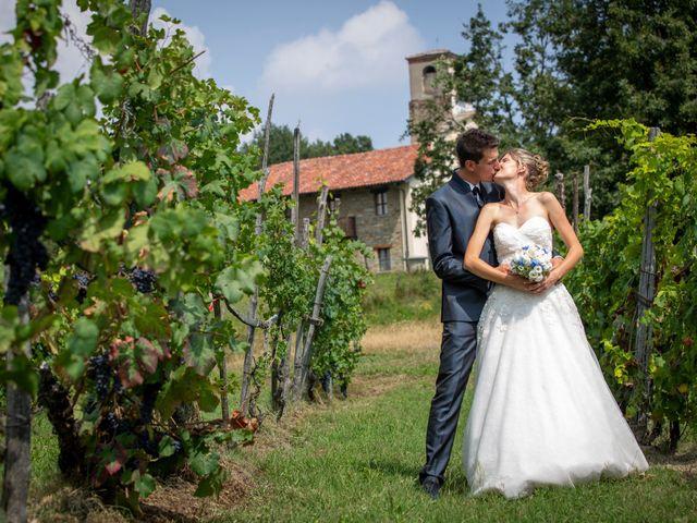 Il matrimonio di Emanuele e Alessia a Osasco, Torino 3