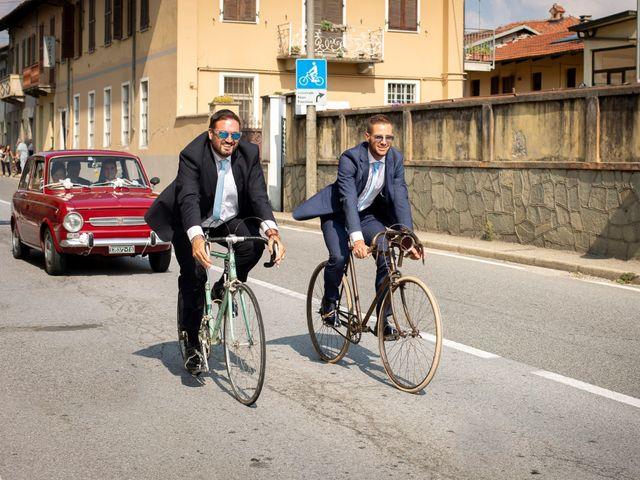 Il matrimonio di Emanuele e Alessia a Osasco, Torino 1