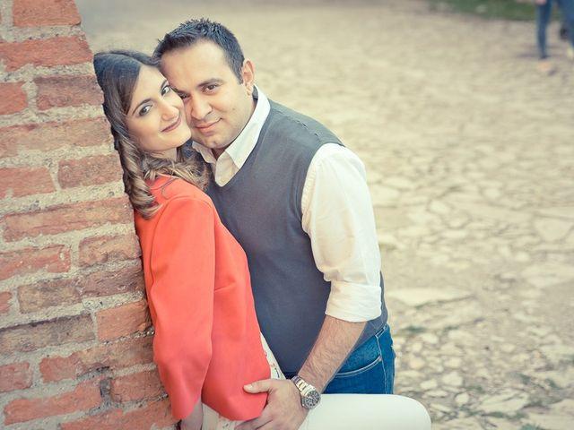 Il matrimonio di Andrea e Denise a Montichiari, Brescia 9