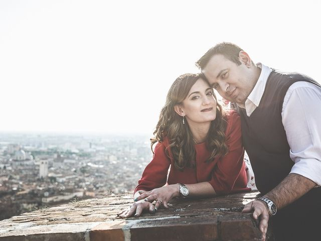 Il matrimonio di Andrea e Denise a Montichiari, Brescia 16