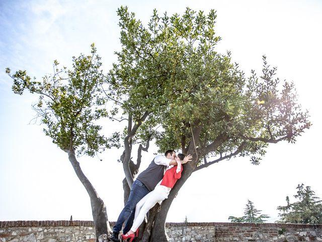 Il matrimonio di Andrea e Denise a Montichiari, Brescia 21