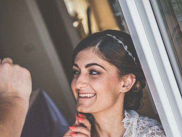 Il matrimonio di Andrea e Denise a Montichiari, Brescia 35