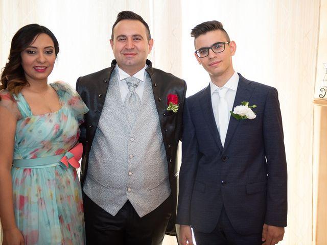 Il matrimonio di Andrea e Denise a Montichiari, Brescia 49