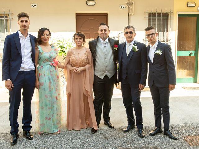 Il matrimonio di Andrea e Denise a Montichiari, Brescia 63