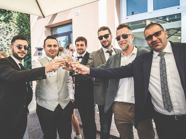 Il matrimonio di Andrea e Denise a Montichiari, Brescia 65