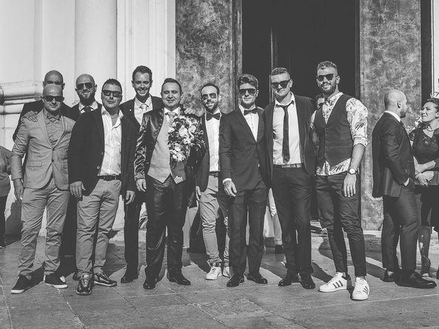 Il matrimonio di Andrea e Denise a Montichiari, Brescia 69