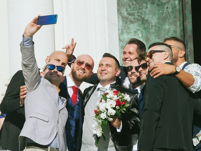 Il matrimonio di Andrea e Denise a Montichiari, Brescia 70