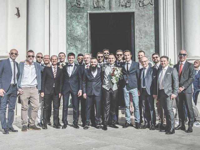 Il matrimonio di Andrea e Denise a Montichiari, Brescia 71