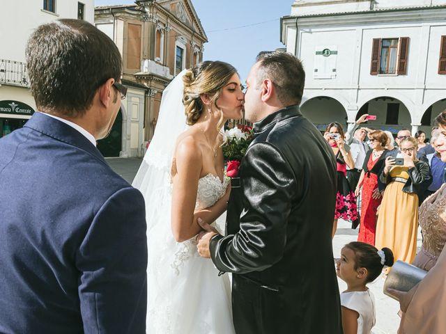 Il matrimonio di Andrea e Denise a Montichiari, Brescia 74