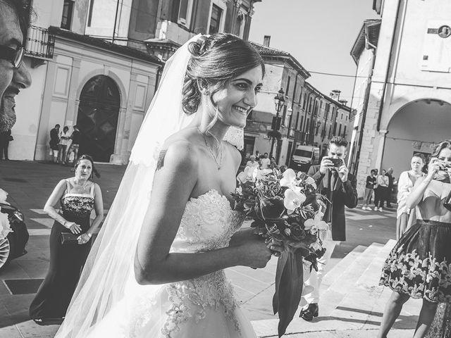 Il matrimonio di Andrea e Denise a Montichiari, Brescia 75