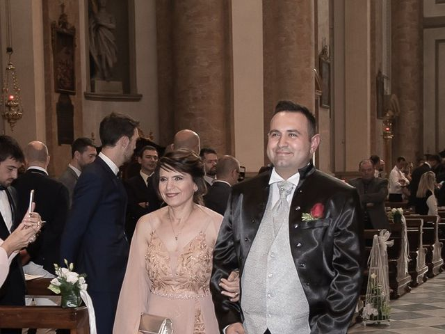 Il matrimonio di Andrea e Denise a Montichiari, Brescia 79