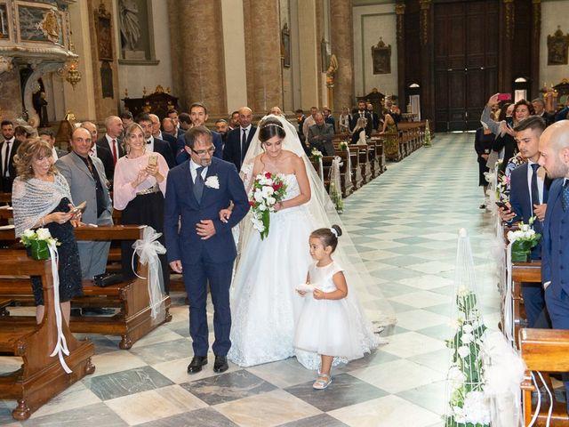 Il matrimonio di Andrea e Denise a Montichiari, Brescia 80