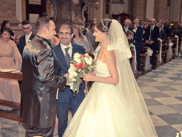 Il matrimonio di Andrea e Denise a Montichiari, Brescia 81