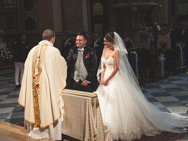 Il matrimonio di Andrea e Denise a Montichiari, Brescia 82