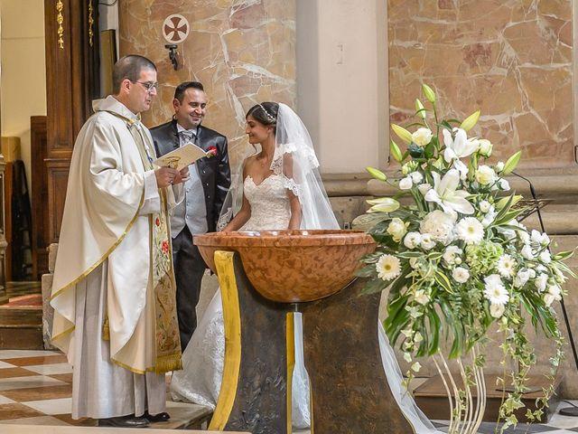 Il matrimonio di Andrea e Denise a Montichiari, Brescia 83