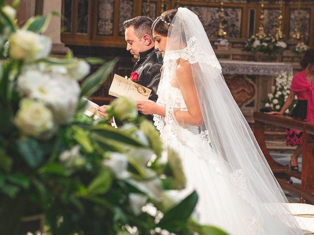 Il matrimonio di Andrea e Denise a Montichiari, Brescia 84