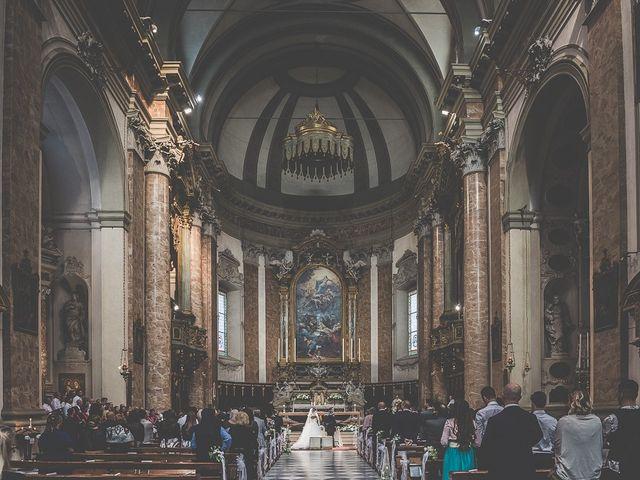 Il matrimonio di Andrea e Denise a Montichiari, Brescia 86