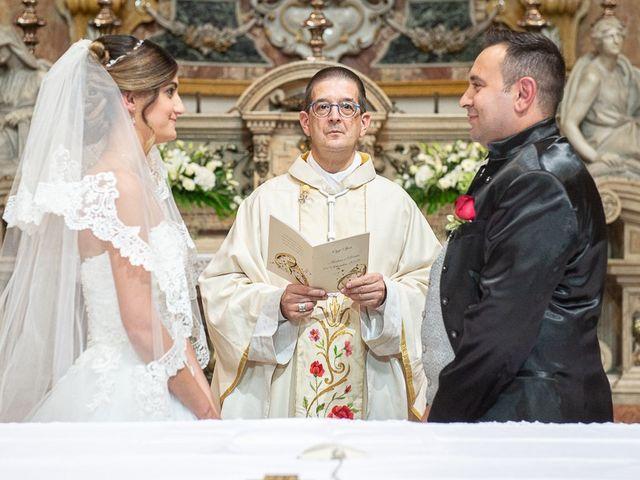 Il matrimonio di Andrea e Denise a Montichiari, Brescia 87