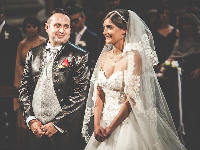 Il matrimonio di Andrea e Denise a Montichiari, Brescia 90