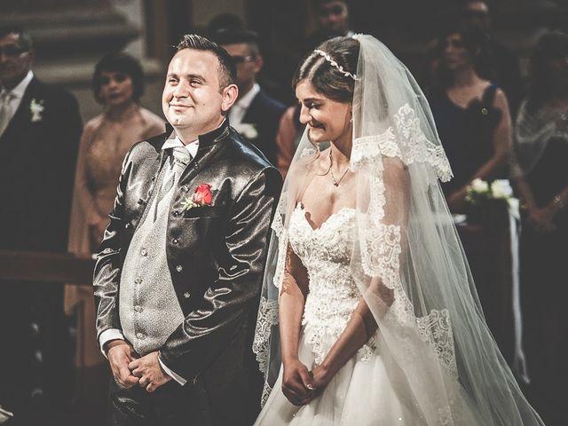 Il matrimonio di Andrea e Denise a Montichiari, Brescia 91