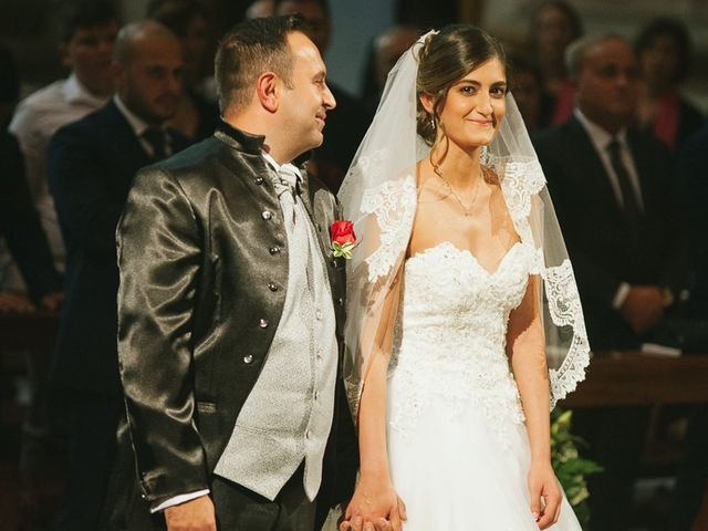 Il matrimonio di Andrea e Denise a Montichiari, Brescia 93