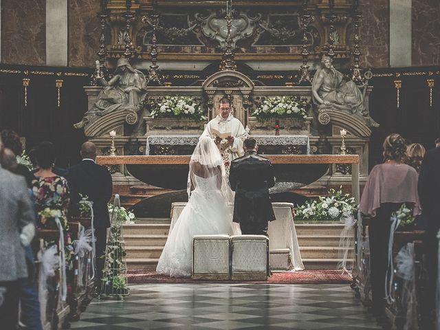 Il matrimonio di Andrea e Denise a Montichiari, Brescia 96