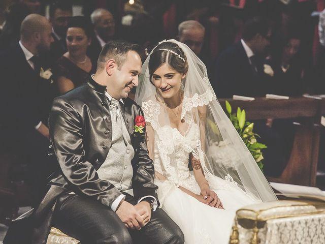 Il matrimonio di Andrea e Denise a Montichiari, Brescia 97