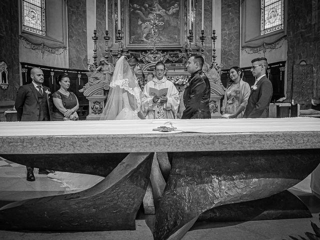 Il matrimonio di Andrea e Denise a Montichiari, Brescia 99