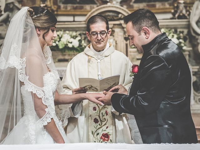 Il matrimonio di Andrea e Denise a Montichiari, Brescia 101