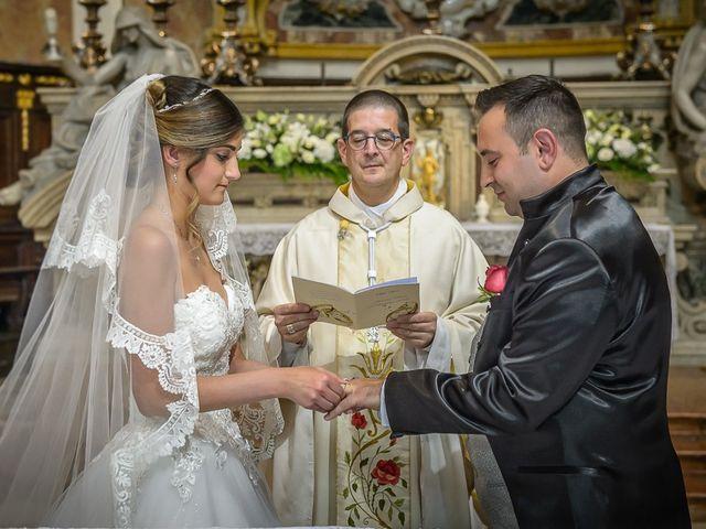 Il matrimonio di Andrea e Denise a Montichiari, Brescia 102