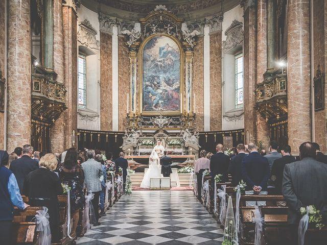 Il matrimonio di Andrea e Denise a Montichiari, Brescia 103