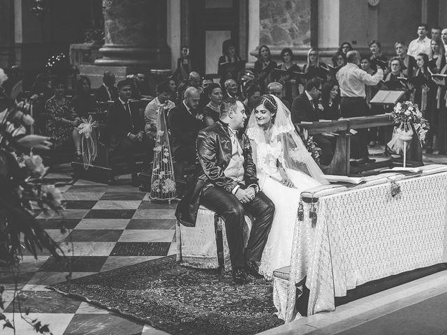 Il matrimonio di Andrea e Denise a Montichiari, Brescia 104