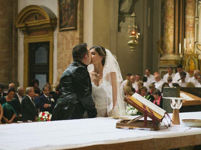 Il matrimonio di Andrea e Denise a Montichiari, Brescia 105