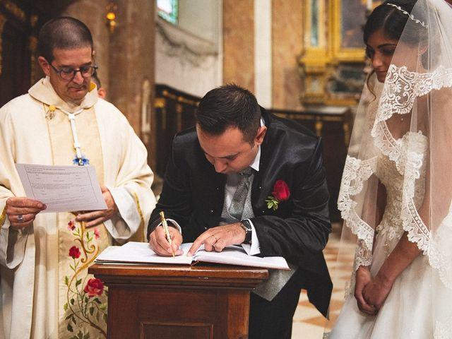 Il matrimonio di Andrea e Denise a Montichiari, Brescia 106