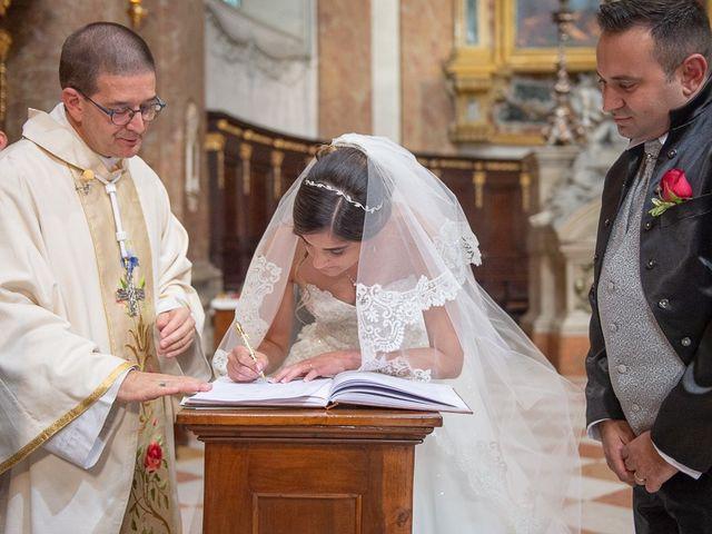 Il matrimonio di Andrea e Denise a Montichiari, Brescia 108