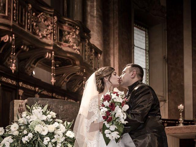 Il matrimonio di Andrea e Denise a Montichiari, Brescia 113